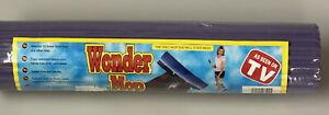 WONDER MOP Head As Seen On TV - For Use On Floors, Walls, Windows & Tiles NEW