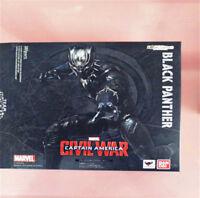 Black Panther Model Captain America: Civil War Action Figure17cm Toy NEW