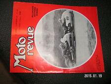 Moto Revue n°1559 125 Terrot Tenor Allumage 250 D.S Malterre