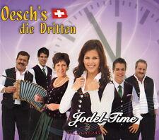 Oesch's Die Dritten: Jodel-Time [2011]   CD