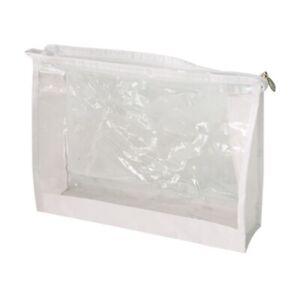 Kulturbeutel Kosmetiktasche Kulturtasche Waschtasche Schminktasche transparent