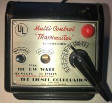 """LIONEL Multi-Control """" TRAINmaster """" Transformer"""