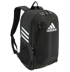 Adidas Stadium II Team Soccer Backpack Black (Sealed In Bag From Factory)
