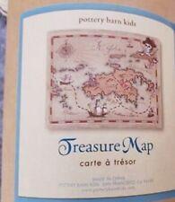 Pottery Barn Kids Treasure Map in packaging