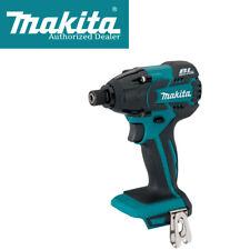 "Makita XDT08Z 18-Volt LXT Brushless 1/4"" Impact Driver w/Full Factory Warranty"