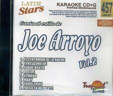 Joe Arroyo  KARAOKE VOL. 2 (Nuevo)