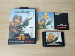 F-15 Strike Eagle II 2 - Sega Mega Drive megadrive AUS PAL complete F15