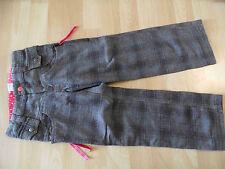 Cakewalk belle vichy pantalon marron-gris hiver 09 taille 116 top st116
