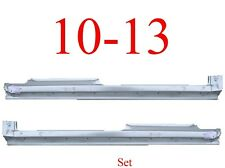 10 13 Ford Transit Connect Extended Rocker Panel Set, Both Left & Right Sides!