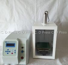Ultrasonic Homogenizer Sonicator Processor Cell Disruptor Mixer 300W 0.15-200ml