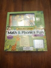 SKILL SHARPENERS MATH AND PHONICS FUN: GRADE 1 By Mary Anne Chmelik