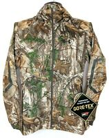 NEW Under Armour Small S Camo Gore-Tex Storm Realtree Essential Hunting Jacket