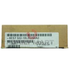 New in Box Siemens 6ES7322-1BL00-0AA0 Simatic S7-300 Digital Output Module 24VDC