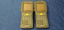 Lot of 2 Symbol Pdt-8100 Portable Data Terminal (Pdt8100)