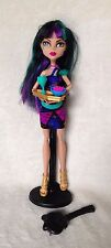 Monster High Creepateria CLEO DE NILE Doll w/ Food + Tray