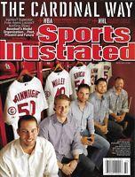 Sports Illustrated Magazine Baseball St. Louis Cardinals Paul George Hockey 2013