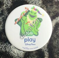 Disney Button Play Disney Parks 2019 Oogie Boogie Nightmare Before Christmas