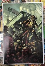 Walking Dead #1 Nm Blind Bag Virgin Color Variant David Finch