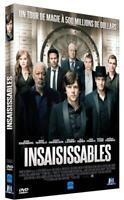 Insaisissables DVD NEUF SOUS BLISTER Jesse Eisenberg, Morgan Freeman