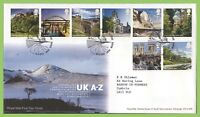 G.B. 2012 UK S-Z set on Royal Mail First Day Cover, Dover