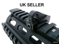 Sling Swivel Mount with Hole Metal Attachment Rifle Picatinny Weaver Black UK