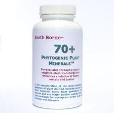 70+  Phytogenic Minerals 150 ct capsules( 1 capsule=4 oz liquid)