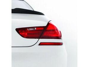 Genuine BMW 6-Series, F06 F12 F13 M M6 2012+ Rear Right Bumper Reflector Red OEM