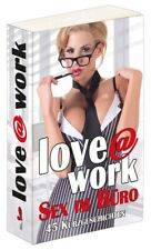Erotikroman love@work Carl Stephenson Kurzgeschichten Erotik Sex Roman Büro Kopf