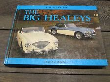 The Big Healeys by Graham Robson Hardback SIGNED