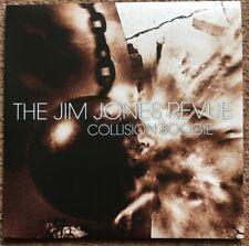 The Jim Jones Revue Collision Boogie Single. NM