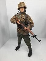 1/6 DRAGON 2ND DIV GRENADIER G-43 AUTUMN CAMO WW2 BBI DID 21st CENTURY