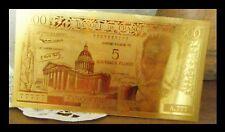 """★★ BILLET POLYMER """" OR """" DU 5 NVX FRS / 500 FRS HUGO ● DESTOCKAGE ★★ REF4"""