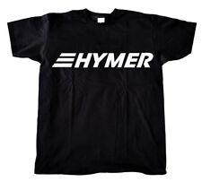 Hymer T-shirt - S-3XL mens/ladies - Hymermobil Campervan motor-home mobile gift