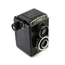 GOMZ/LOMO Lubitel 2 TLR Camera with T-22 75mm f/4.5 Lens c.1954-80