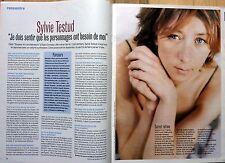 Mag 2003: SYLVIE TESTUD