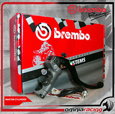 Brembo Racing Pompa Freno Radiale PR 16 x 18 mm x Monodisco Brake Pump 110476080
