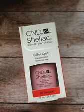 CND Shellac Be Demure 100% Original Made in USA Kit Set Top