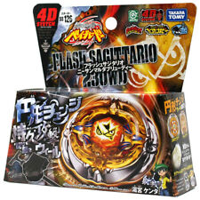 GENUINE Takara Tomy Flash Sagittario 230WD Beyblade BB126 japanese - STARTER SET