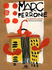 """Marc Perrone """"Son éphémère passion"""" recueil de tablatures + partitions n°2 neuf"""