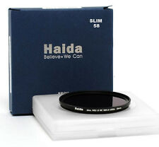 Haida 58mm Slim PRO II MC ND3.0 1000x (10 Stops) Neutral Density Filter HD2019