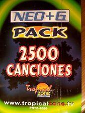 Latinos PNTZ - NEO +  G 2500 Latinos