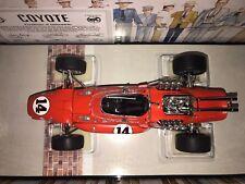 1:18 Carousel 1 Sheraton-Thompson Coyote 1967 Indy 500 Winner A. J. Foyt - 4901