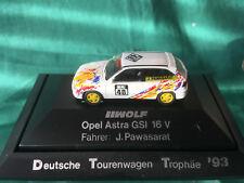 """M1:87 RIETZE-Modell  """"OPEL-Astra GSi 16V"""" DTT'93"""