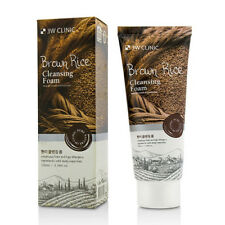 3W CLINIC Brown Rice Deep Pore Cleasing Foam Natural Wash Brightening Foaming