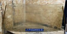 VOLKSWAGEN VW JETTA MK1 REAR HEATED BROWN WINDOW GLASS