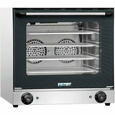More details for commercial electric convection oven 4 trays 325x450mm