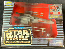 STAR WARS MICRO MACHINES ACTION FLEET X-WING / WEDGE ANTILLES R2 UNIT NEW SEALED
