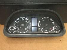 Mercedes-Benz W169 A-Klasse Kombiinstrument Kilmetereinteilung A1694400811
