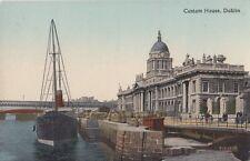 DUBLIN ( Ireland) : Custom House -W