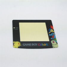 New Pocket Monster Picacho and Eevee Lens Screen For Gameboy Color For GBC